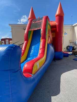 Majestic Bounce n Slide wet/dry Combo