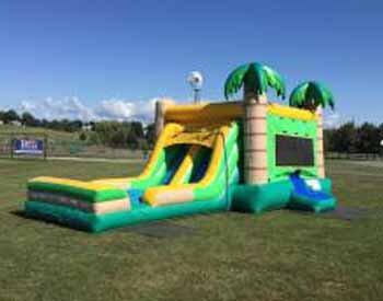 Tropical Bounce n Slide wet/dry Combo