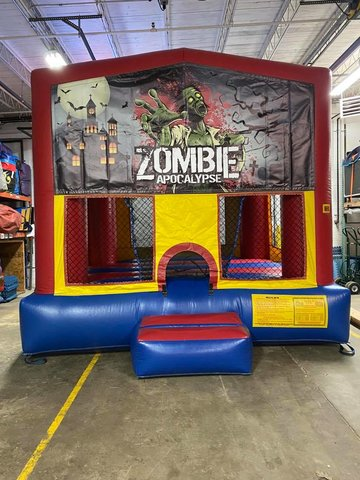 Zombie Bounce House (#25)