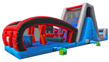 h20 Obstacle Course Rentals wet/dry