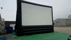 Mega Movie Screen Rental