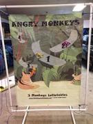 ANGRY Monkeys Carnival Game