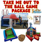 Take Me Out to the Ball Game Package