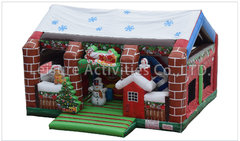 Christmas Wonderland Toddler Inflatable