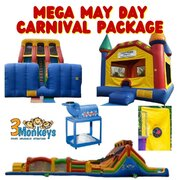 Mega May Day Carnival Package