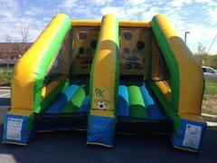 PK SOCCER Shootout Inflatable Game (#4G)