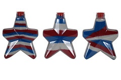 Patriotic Star Sand Art