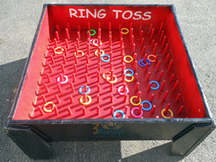 Oversized Ring Toss Game