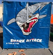 Shark Attack Frame Game #537/#538