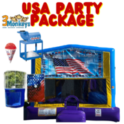 USA Party Package