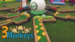 9 Hole Mini Golf Inflatables