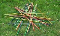New Giant Pick Up Sticks Game