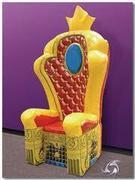 Inflatable Thrones