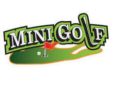 6 hole Mini Golf