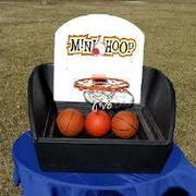 Mini Hoop Carnival Game