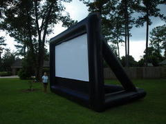 Inflatable MovieScreen