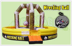 Wrecking Ball Interactive Inflatable (#20)