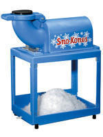 Sno Cone Machine and Supplies