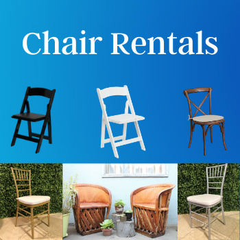 Chairs Chiaviary Resin Rentals Riverside