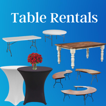 Tables Rental Farm Tables Riverside