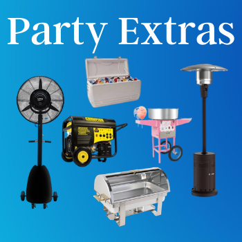 Party Rentals Heaters Riverside