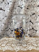 small candy jar 6""