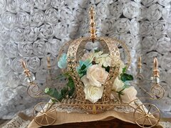 Cinderella  carriage 2'x1'