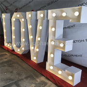 LOVE MARQUEE LETTERS 6