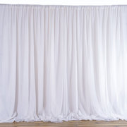 white backdrop 10'long x 7' high