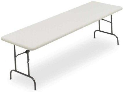 Rectangular Tables - 8 ft  (seats 8 to 10 people)