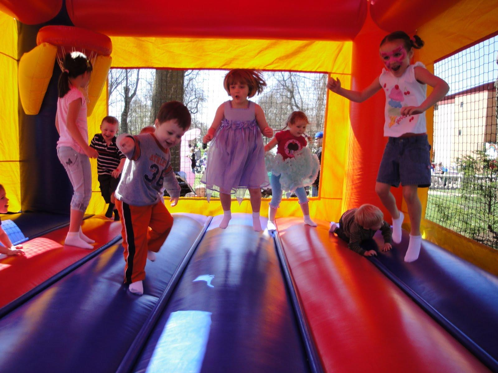 Kidz Jump Inc Inflatable Bounce House Party Rentals