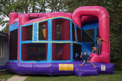 57-DREAM-BOUNCE-HOUSE-5IN1 Dyr or west Slide