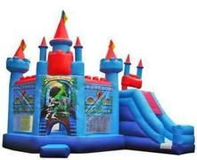 36-Knight-Inflatable-Jump-Castle-3-in-1