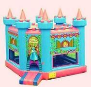 13-Red-Cindirella-Inflatabe-Castle15x15