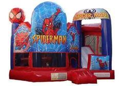 59-S-Spiderman-Bounce-House-5IN1