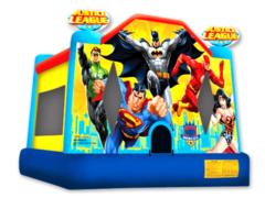 14-Justice-League-Jump-House-16x17
