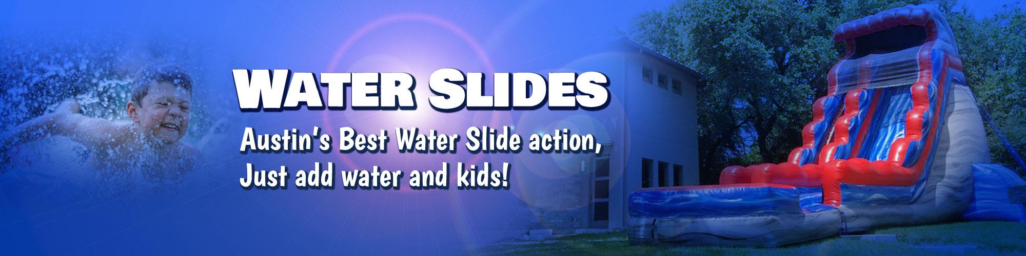 Water Slide Austin