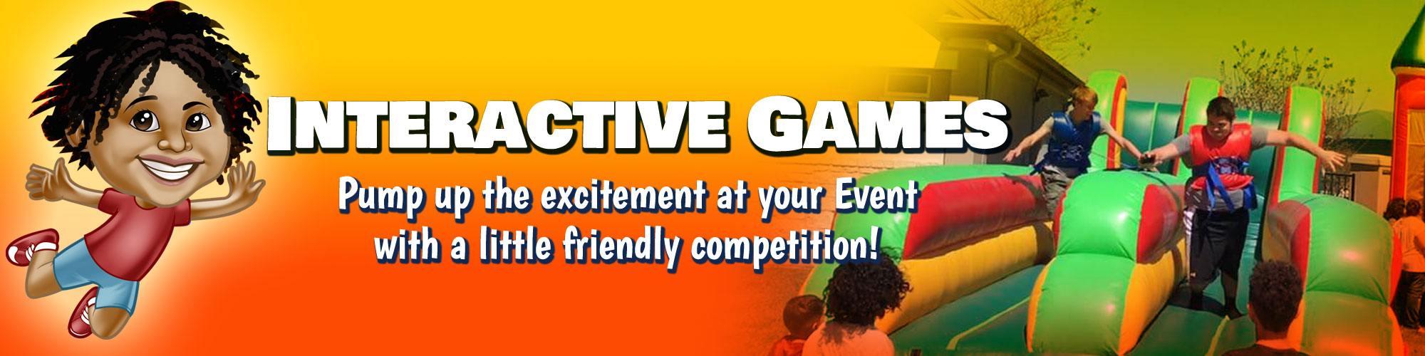 Interactive games Austin