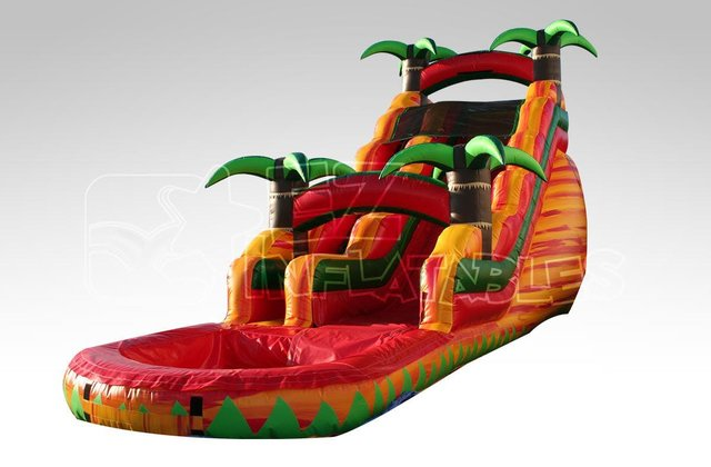 18Ft Fiesta Slide