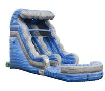 15ft Blue Slide