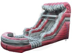 15ft Red Slide