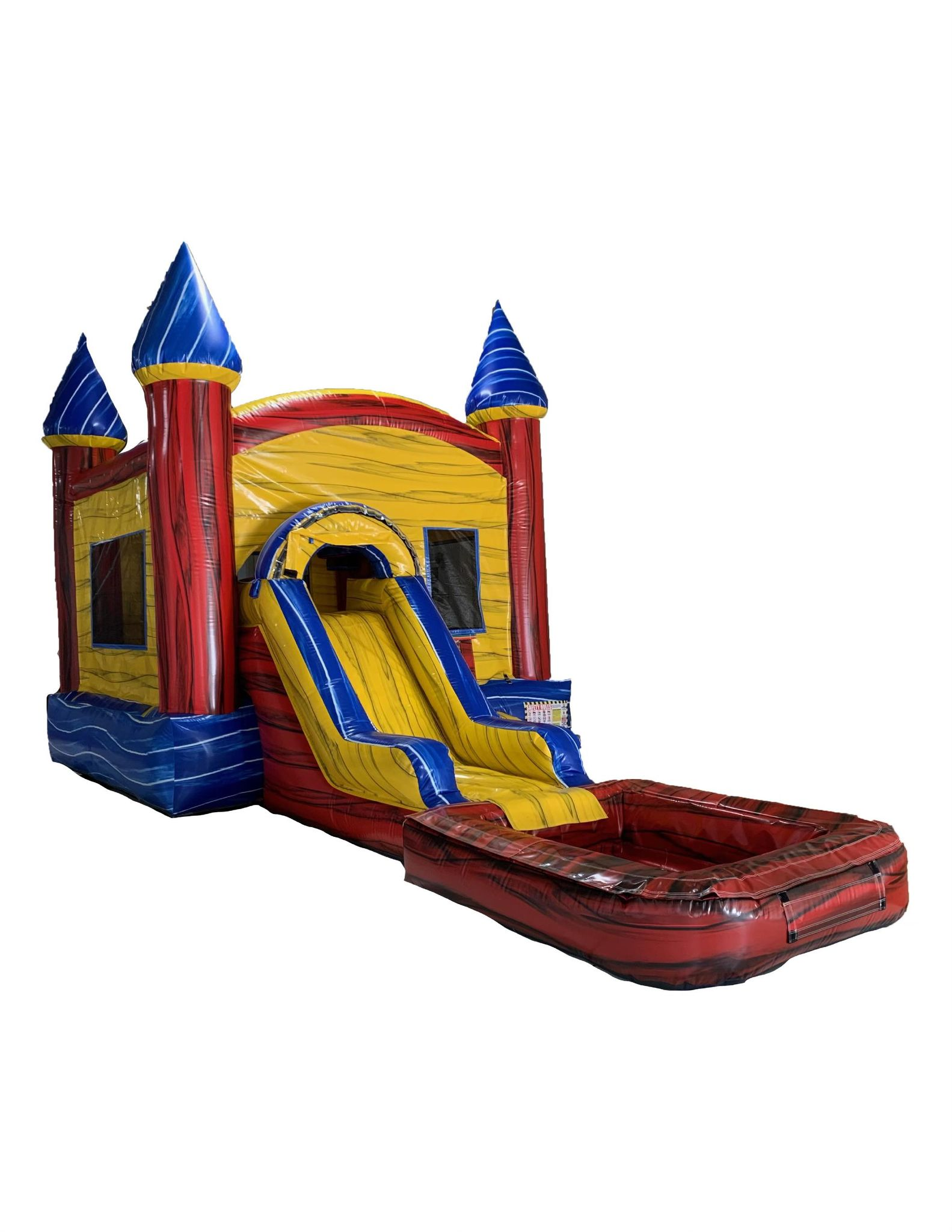 Jumpers With Slides