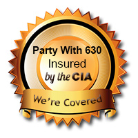 Party With 630 is Insured by the CIA!