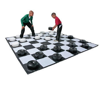 Giant Games Jenga Connect 4 Checkers | Party With 630