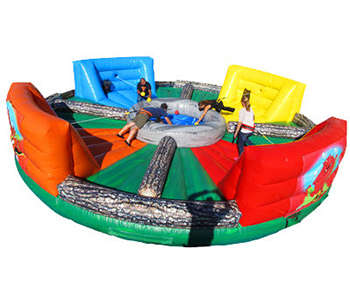 Interactive Inflatables Obstacle Courses | Party With 630