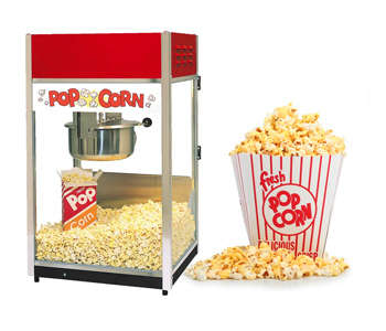 Snack Time Popcorn Cotton Candy Rentals | Party With 630