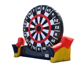 Sports Inflatables Giant Soccer Darts Volleyball Human Foosball | Party With 630