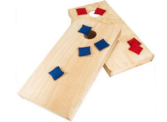 Corn Hole and many more classic backyard games for your party!