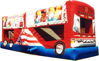 Fire Truck for Fire Men Parties from Partywith630.com