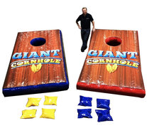 Giant Inflatable Bean Bag Toss
